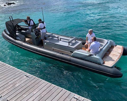 Transfer båt till Tribu Beach Club