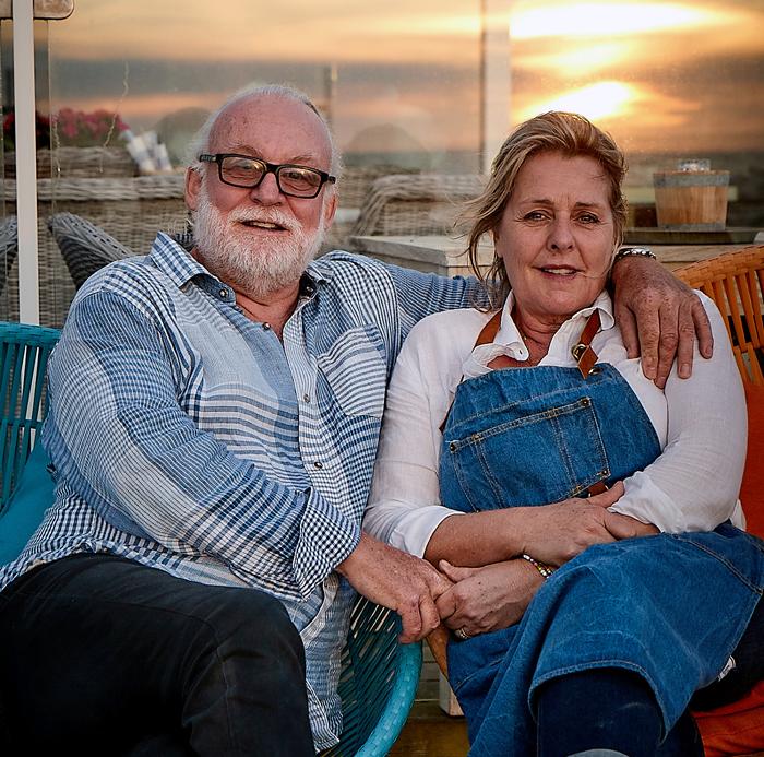 Lars & Margit - Glommens Fiskekrog