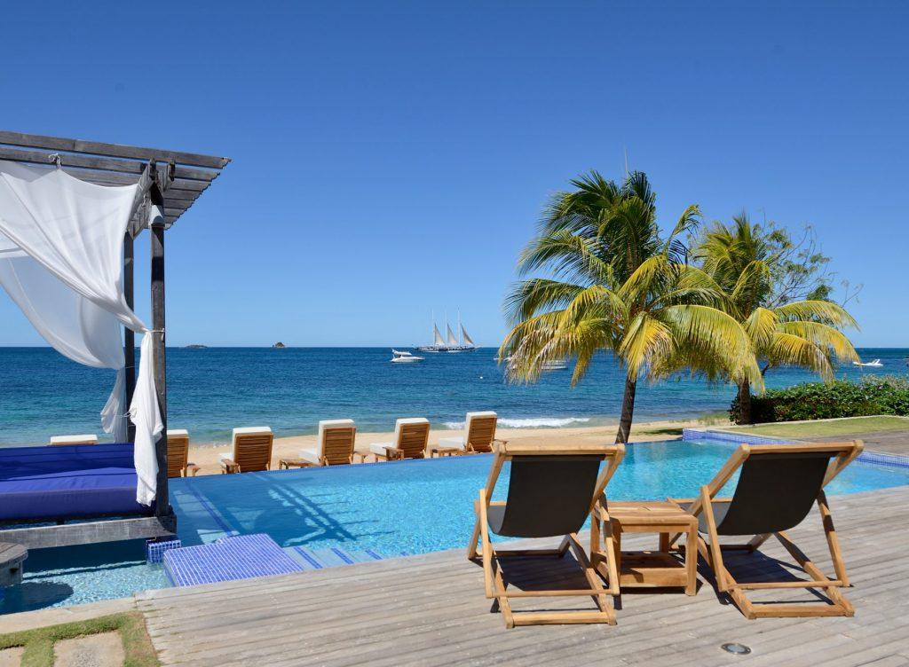 Tribu Beach Club - South Villa Pool