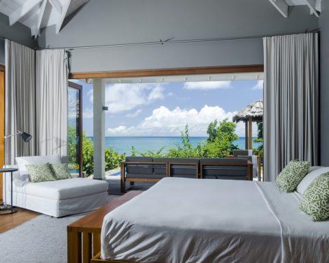 Utsikt från rum - Tribu Beach Club