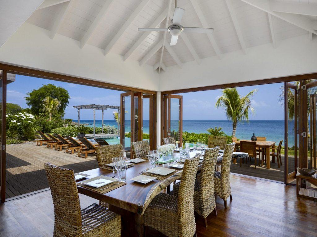 Tribu Beach Club - Dinner Room